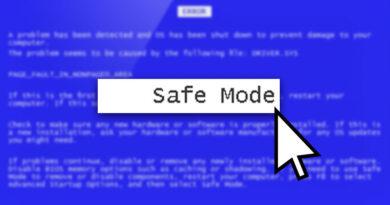 حل مشکل بالا نیامدن Safe Mode در ویندوز