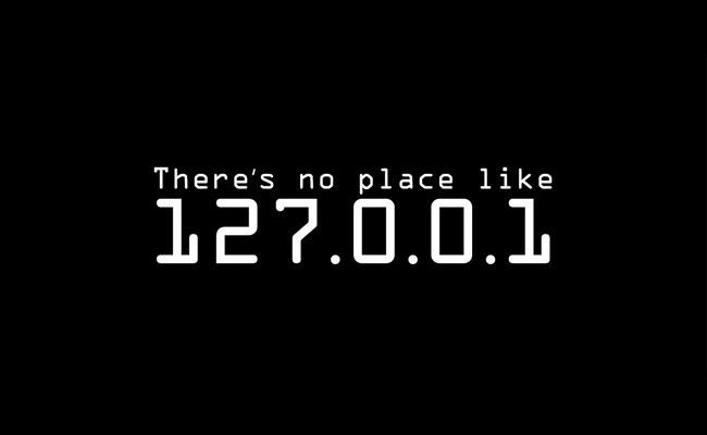 آی پی 127.0.0.1