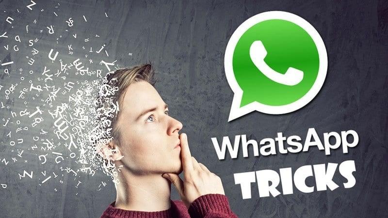 ترفند واتساپ