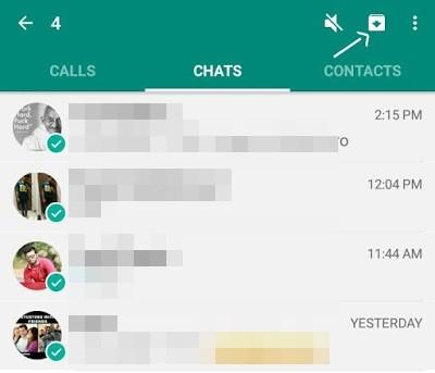 امنیت در واتساپ
