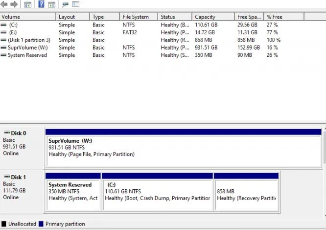 حل ارور Windows Cannot Be Installed to This Disk.docx