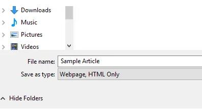 تبدیل html به pdf