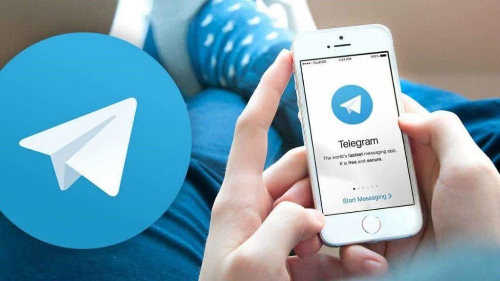 مشکل دیده نشدن پروفایل تلگرام