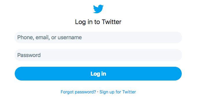 نحوه دیلیت اکانت توییتر