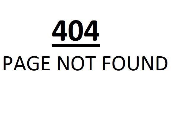 ارور 404 یعنی چی؟