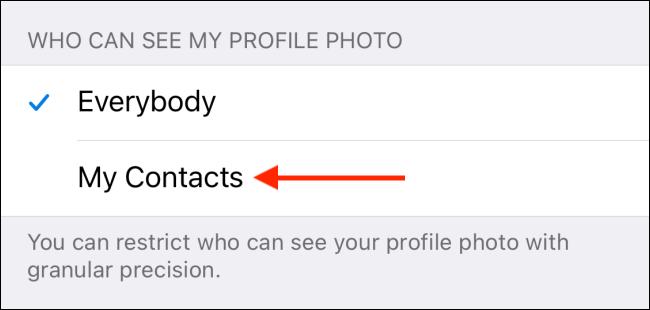 دیده نشدن عکس پروفایل تلگرام