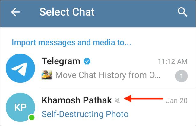 تلگرام 2021