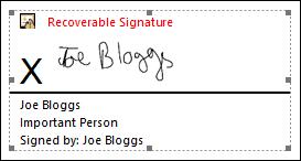 امضا دستی