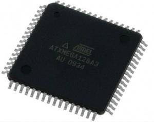 ATXMEGA128A3 RISC Design