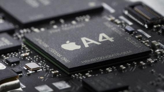 Apple A4 ARM RISC