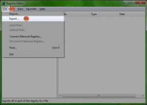 Backup Registry 3