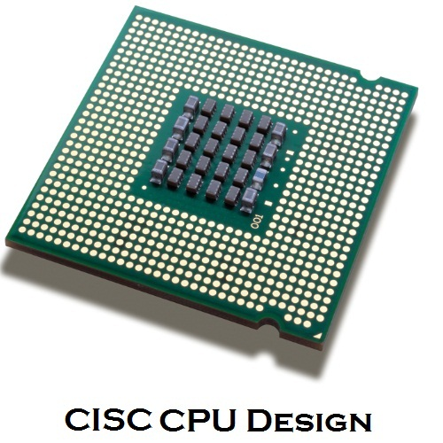CISC Cpu Design