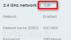 تغییر دادن نام وای فای سیسکو Cisco Linksys