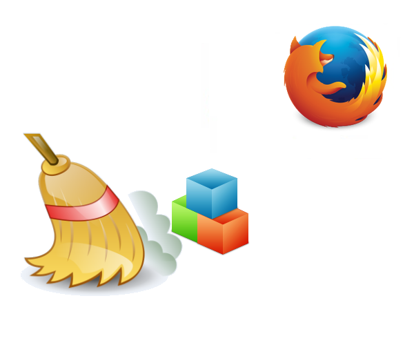 Clear Firefox Cache
