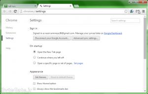 Clear Google Chrome Cache 3