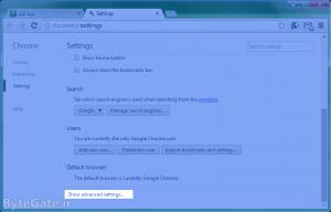 Clear Google Chrome Cache 4