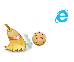 Clear Internet Explorer Cookies