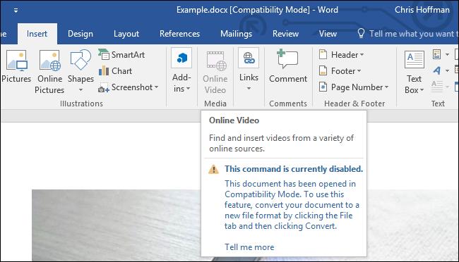 Compatibility mod1.