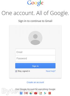 Creating Gmail 1 ساخت ایمیل جیمیل