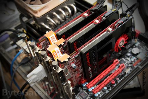 تکنولوژی کراس فایر CrossFire ATI AMD