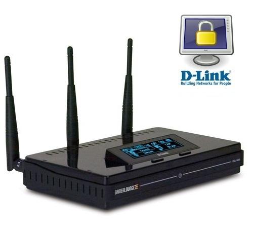 D-Link Modem Router Password