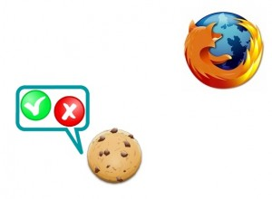 Disable or Enable Firefox Cookie