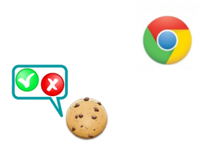 Disable or Enable Google Chrome Cookie