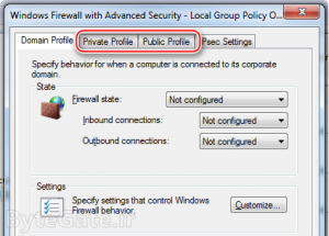 Disable or Enable windows Firewall 11