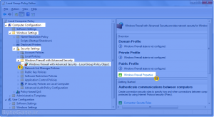 Disable or Enable windows Firewall 9