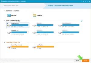 ریکاوری اطلاعات و بازیابی فایل ها