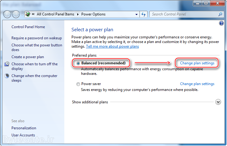 Enable or Disable hibernate power options 2