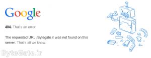 HTTP 404 Error 2