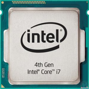Intel Core i7 4770k CISC Design