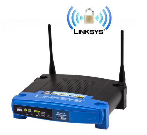 LinkSys Wifi Password