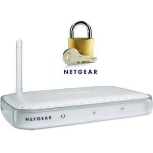 Netgear Default Password