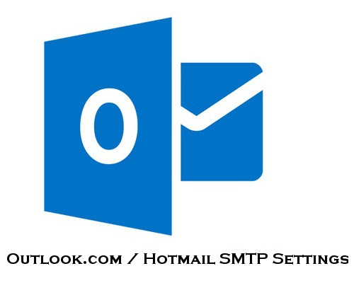 Outlook and Hotmail and Live SMTP