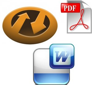 تبدیل PDF به Word PDFZilla Able2Doc