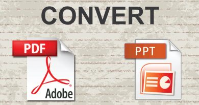 .PPT Convert PDF