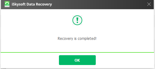 Recover end
