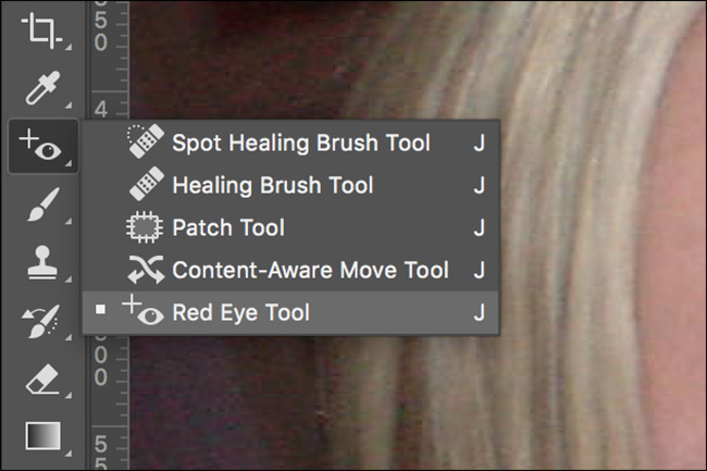 Red EyeTool.