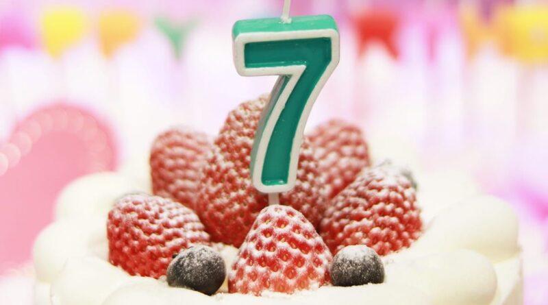 تولد هفت سالگی بایت گیت