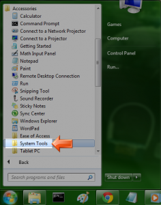 System Restore 3