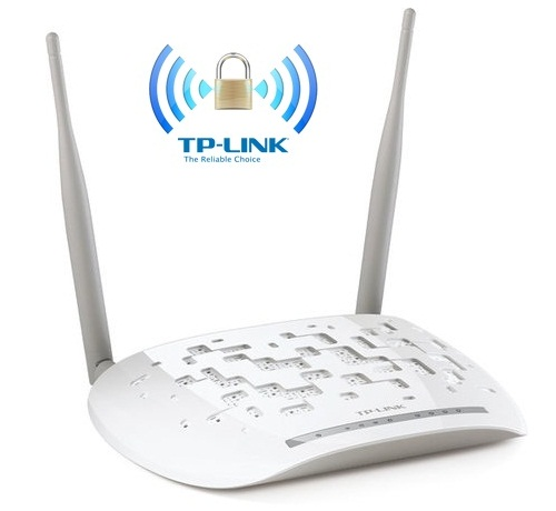 How to change Wi-Fi password on TP-Link