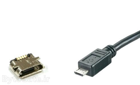 USB 2.0 Micro B