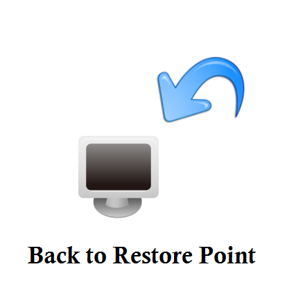 Use Restore Point