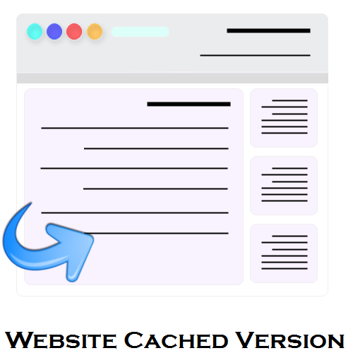 View Website Cached Version