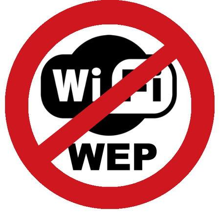 پروتکل وای فای WEP
