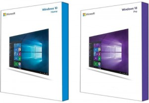 مقایسه نسخه های ویندوز 10