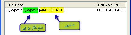 رمزگذاری و رمزنگاری در ویندوز XP