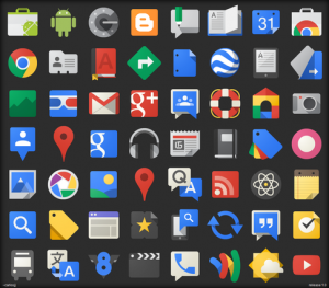 all google services